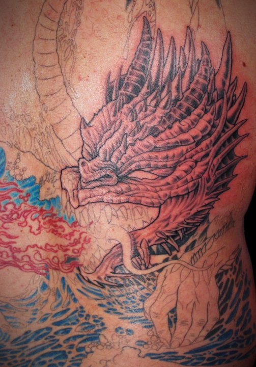 Dragon Back 02
