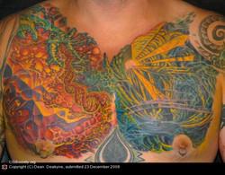 Pete Fractal DNA Chest
