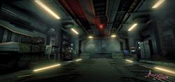 Sci-fi Environment 01