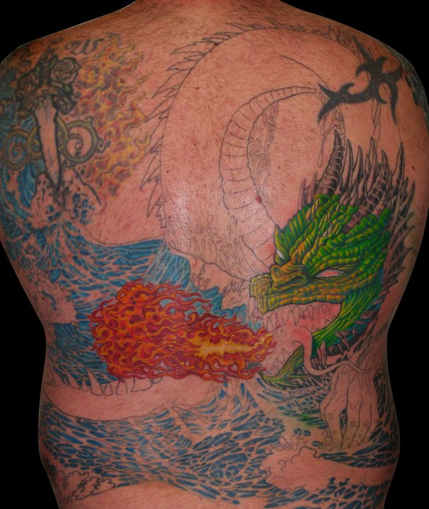 Dragon Back 05