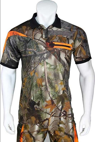 Camo Shirt - Short Sleeve