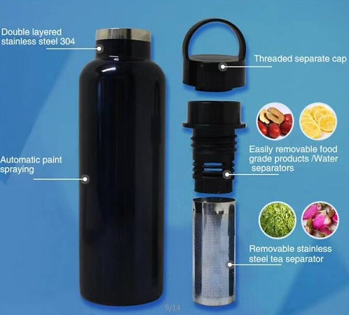 Meal thermo bottle
