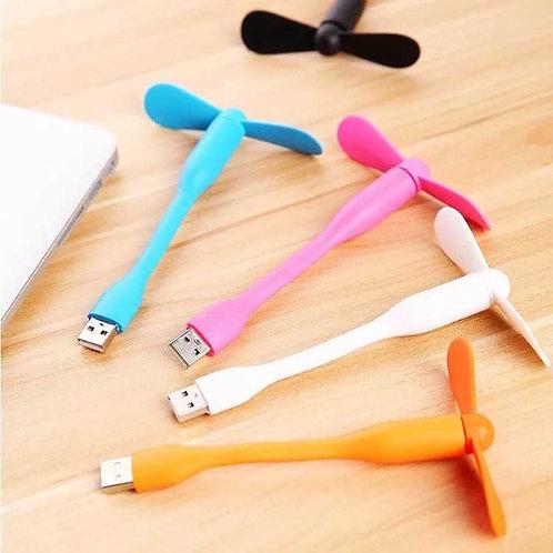 USB Fan Pink
