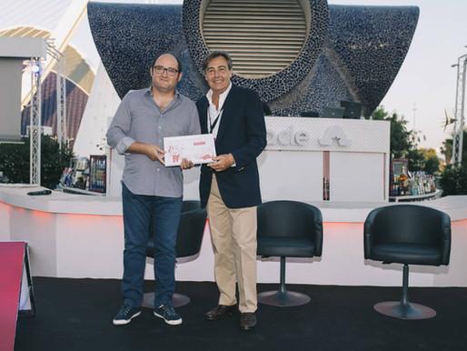Alberto Redrado Mejor Sumiller de España 2019