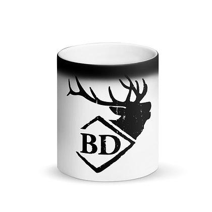 BD Matte Black Magic Mug