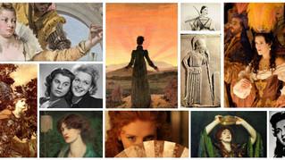 """Cercles Résonances - """"Femmes Souveraines - 5 parcours de leadership."""""""