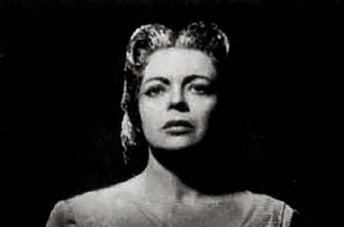 Martha Modl - Brunnhilde - Mythe et Opera