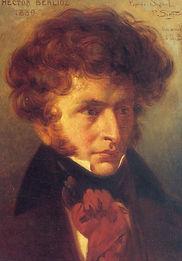 Hector Berlioz par E. Signol 1832 - Myth