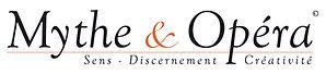 Mythe et Opéra | logo | sens | discernement | créativité