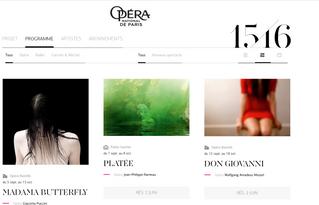 Conseils M&O Nouvelle Saison Opéra de Paris 2015 - 2016