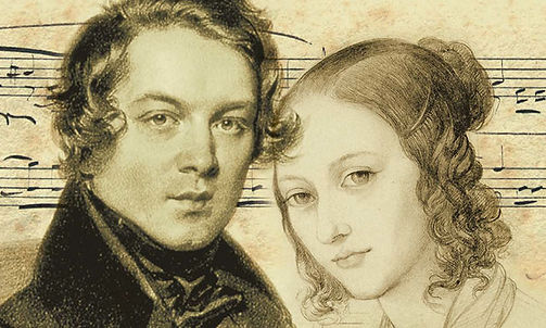 Robert et Clara Schumann - Mythe et Oper