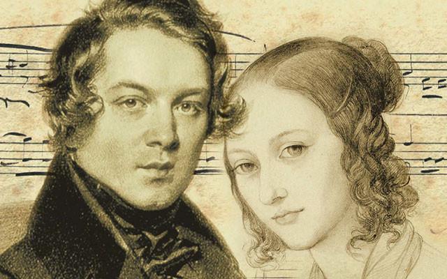 Les Amours du poète de Schumann.
