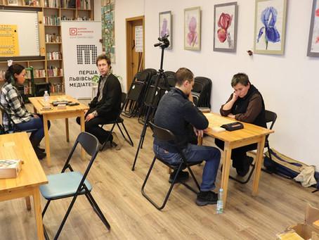 Проведено перший турнір з шьоґі у Львові