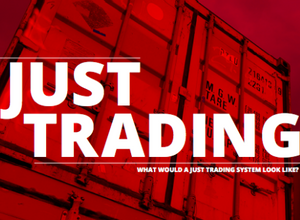 Just Trading Logo