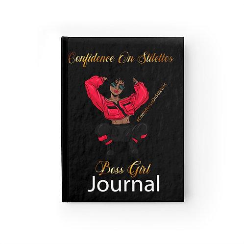 Confidence On Stilettos Boss Girl Journal