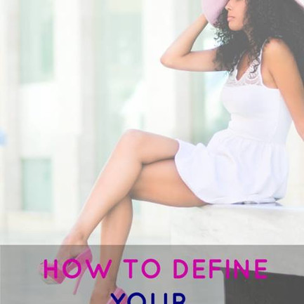 How to Define your Personal Style?