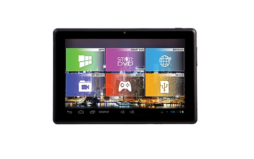 "SmartLogic Dualcore 7"" Tablet"