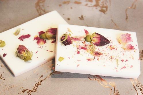 Rose Cucumber Soap