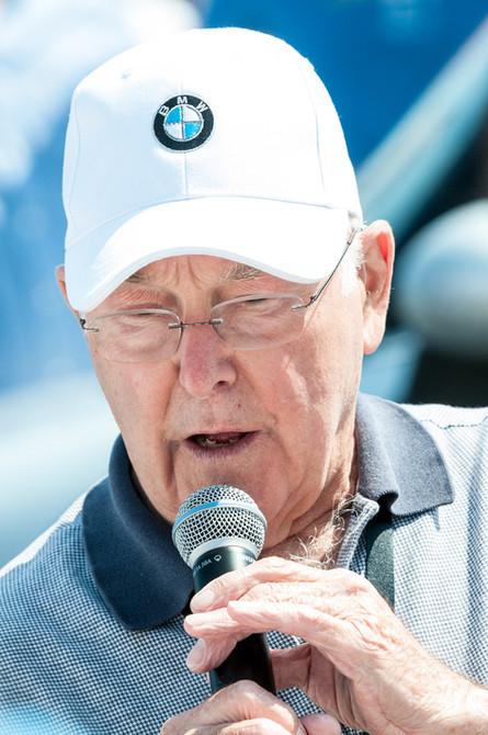 Murray Walker | Goodwood Festival of Speed