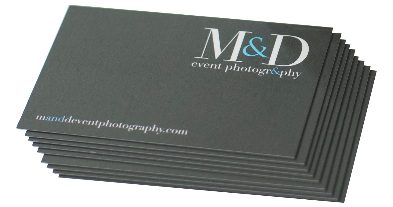 M&D Business Cards