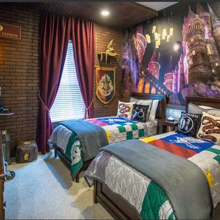 Harry Potter Bedroom