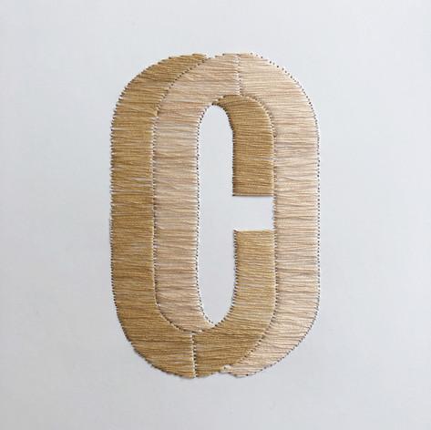 CO monogram