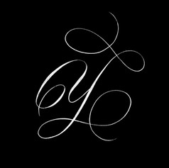 CY monogram