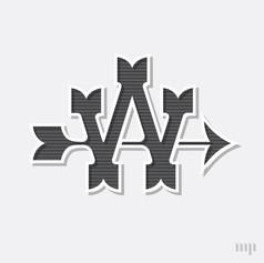AW monogram
