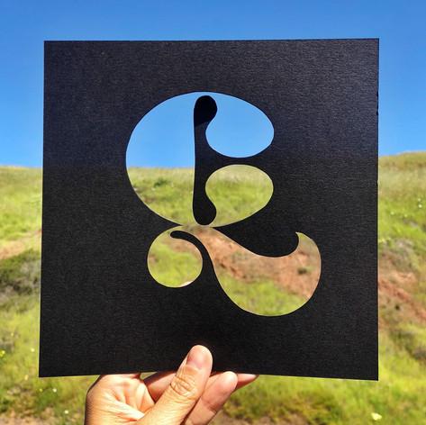 CQ monogram