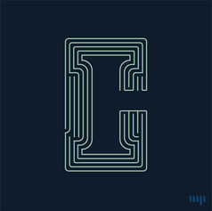 CI monogram