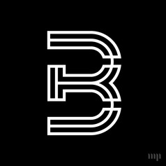 BK monogram