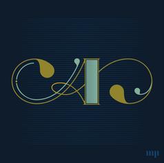 CA monogram