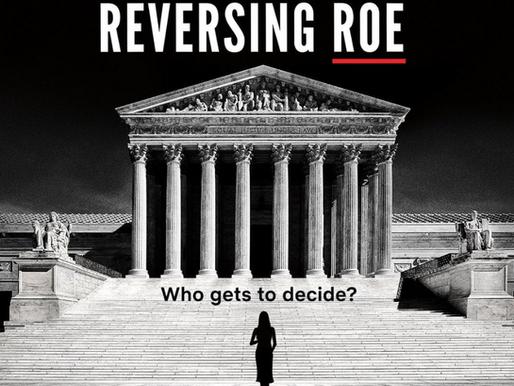 Reversing Roe, The New Feature Documentary by Ricki Stern and Annie Sundberg (kaboom's ricki+annie)