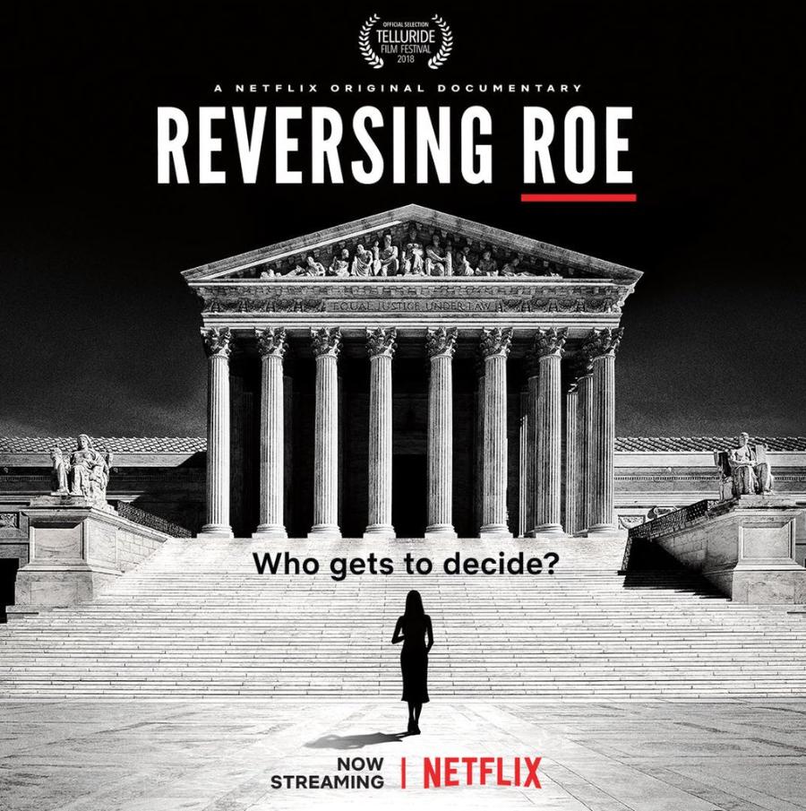 Reversing Roe Netflix movie image