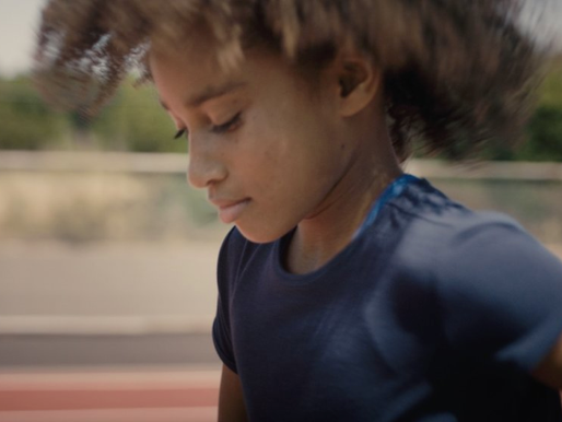 Tobin Sanson Directs New Athleta Campaign