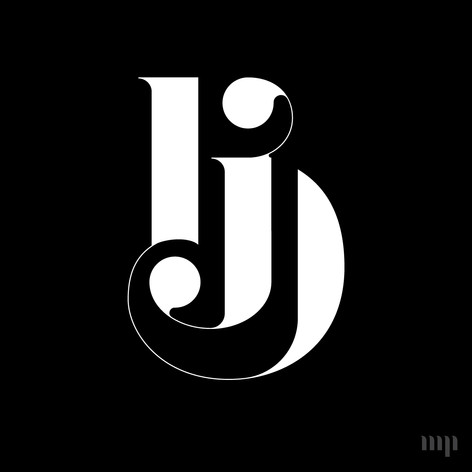 BJ monogram