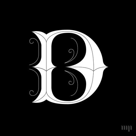 BD monogram