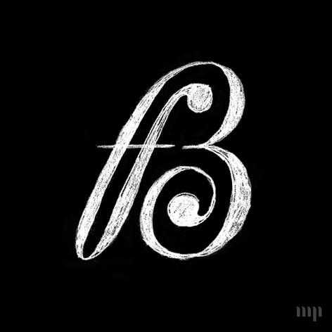 BF monogram