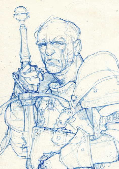 UTHER SKETCH