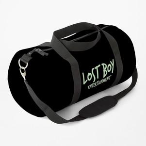 lost boy entertainment duffle bag
