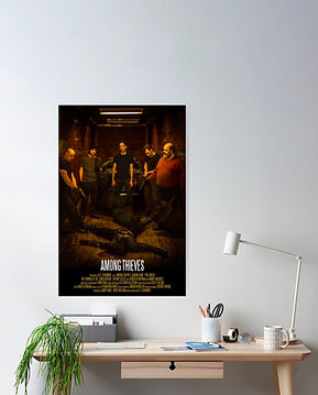 among thieves movie poster