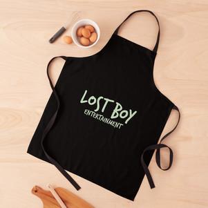 lost boy entertainment apron