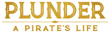 plunder a pirates life logo