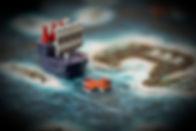 plunder board game pirate's life hunt treasure