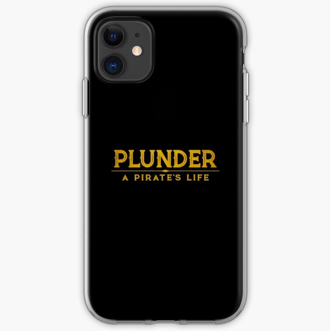 plunder game phone case