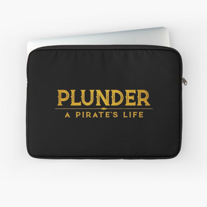 plunder laptop case