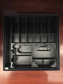 Plunder insert tray
