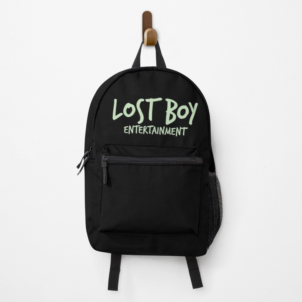 lost boy entertainment backpack