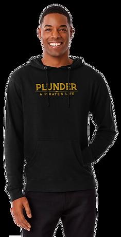 plunder pirate game sweatshirt
