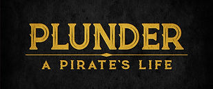 plunder pirate life board game logo